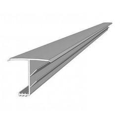 IsoBouw afdekprofiel lengte 6.25 mtr. voor dakplaten