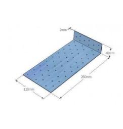 Unidek Combipak nummer 220 afschuifankers voor dakplaten